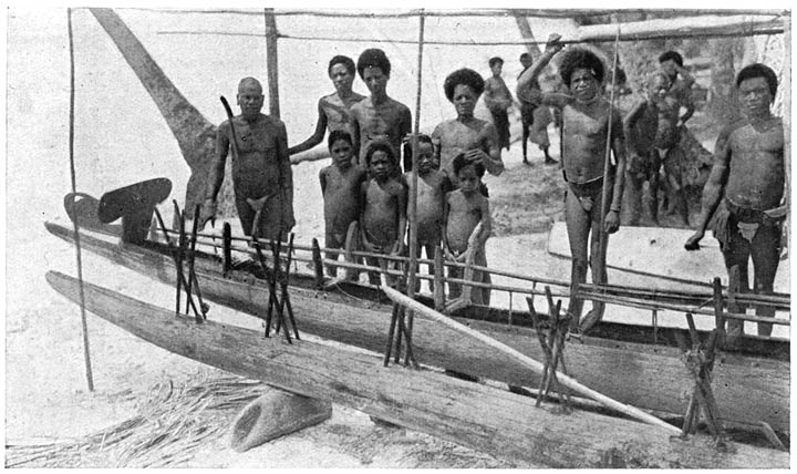 Argonauts Of The Western Pacific An Account Of Native Enterprise