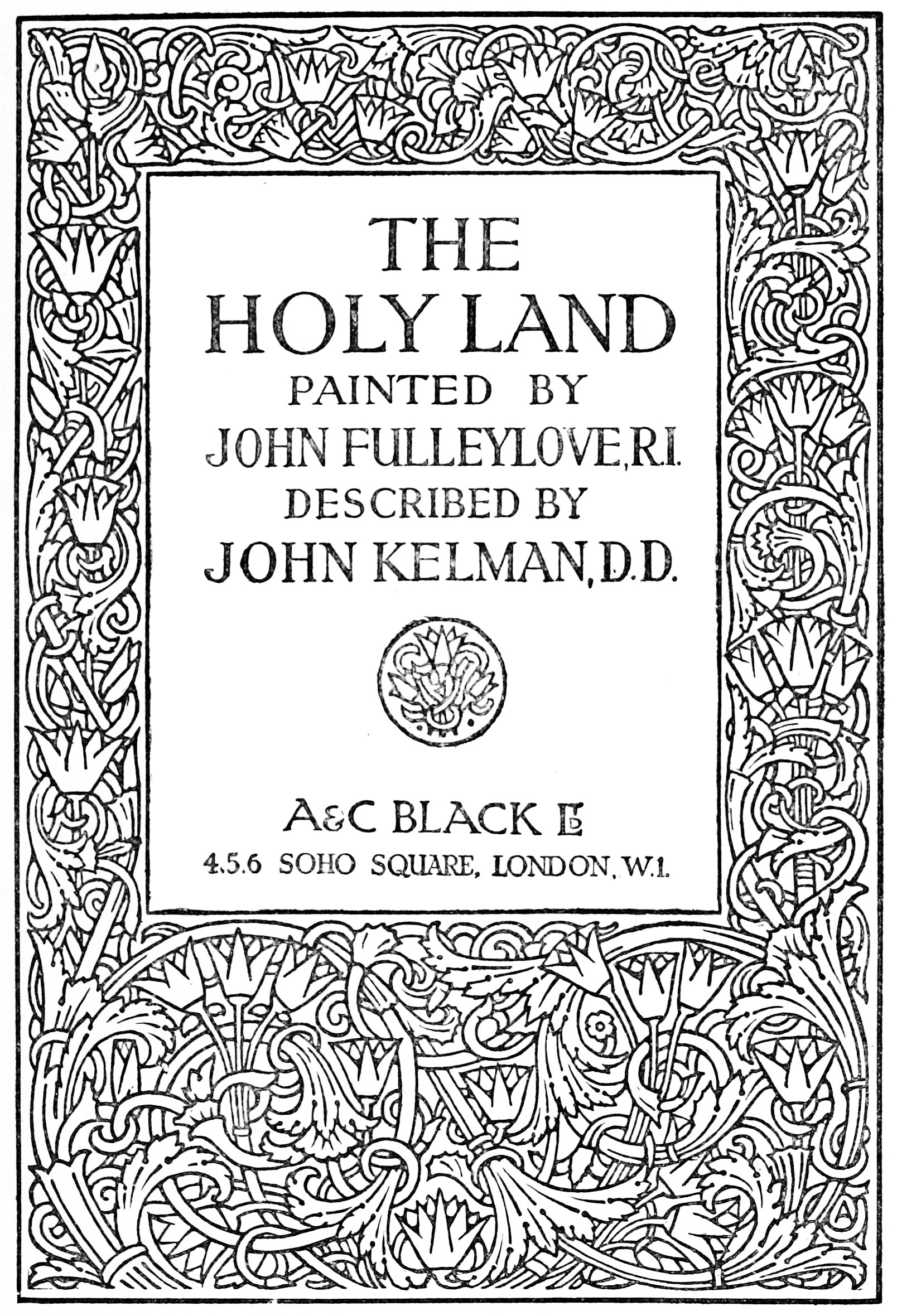 c0c215e82c773 The Project Gutenberg eBook of The Holy Land