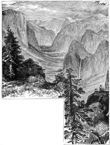 The Project Gutenberg EBook Of Discovery Of The Yosemite By