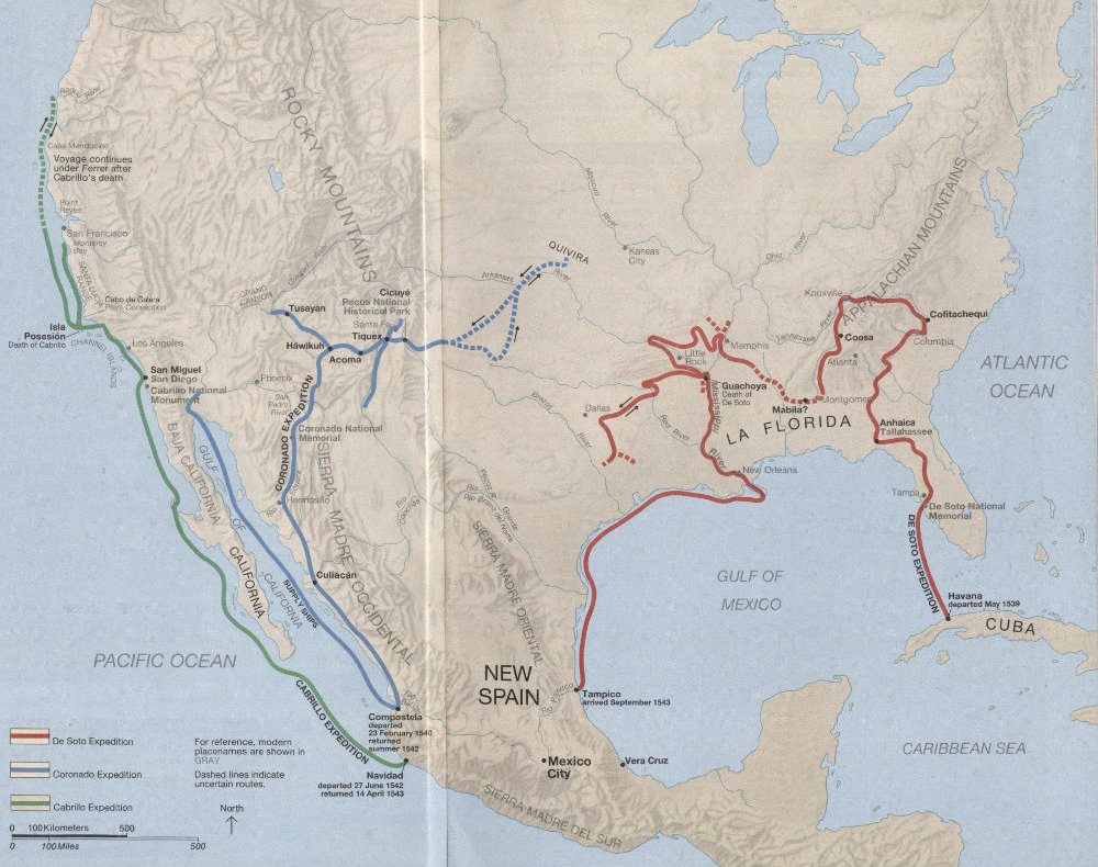 De Soto Coronado Cabrillo a Project Gutenberg eBook