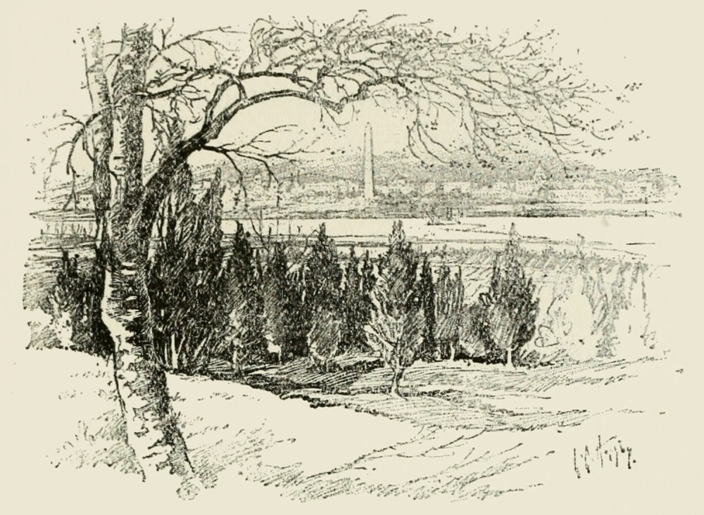 The Project Gutenberg eBook of Walks About Washington, by Francis ...