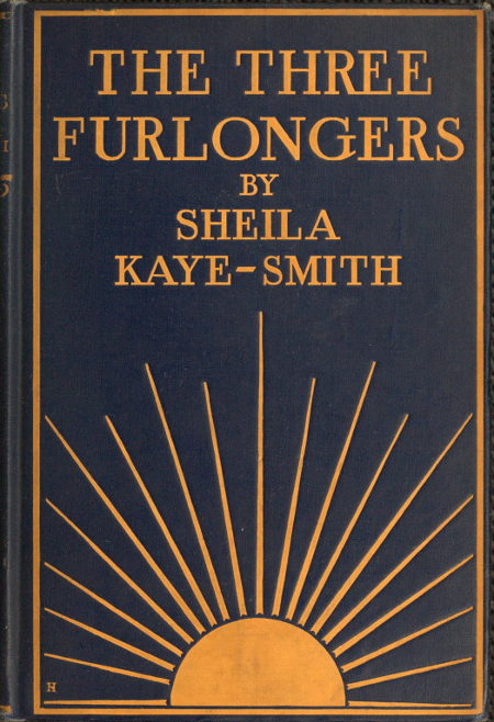 The Project Gutenberg Ebook Of The Three Furlongers By Sheila Kaye