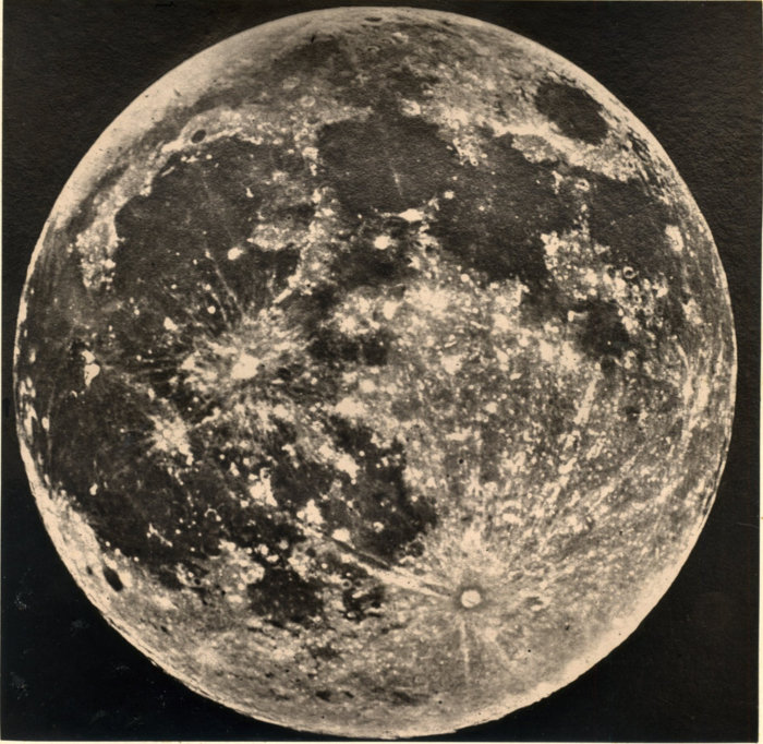The Moon, by James Nasmyth and James Carpenter: a Project