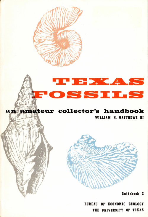 Texas fossils a project gutenberg ebook texas fossils an amateur collectors handbook bureau of economic geology fandeluxe Image collections
