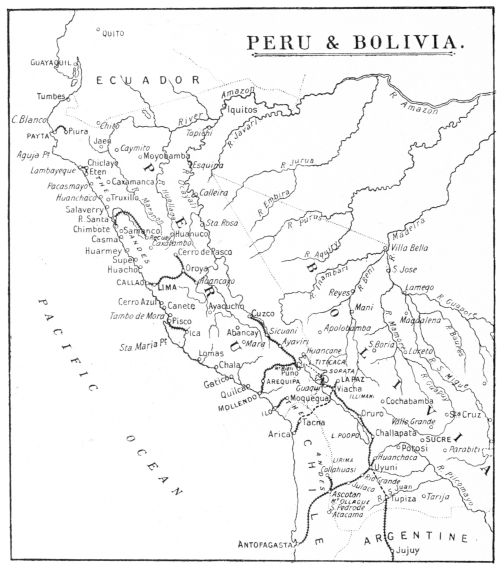 The Project Gutenberg Ebook Of A Tour Through South America By