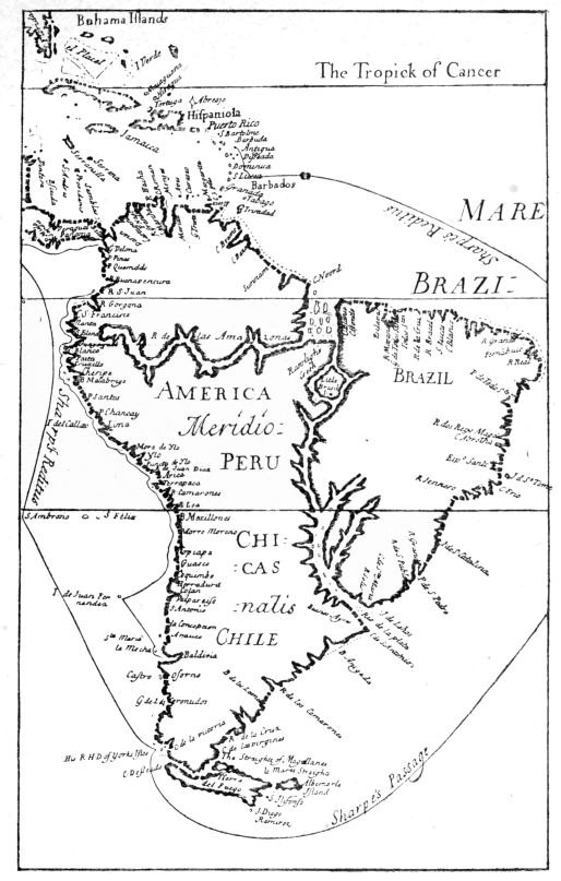 The project gutenberg ebook of a tour through south america by image unavailable fandeluxe Image collections