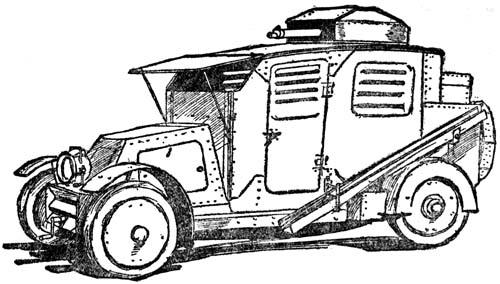 Daimler armoured car Rocker Cover liège joints