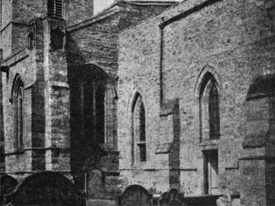 The historical growth of the english parish church english