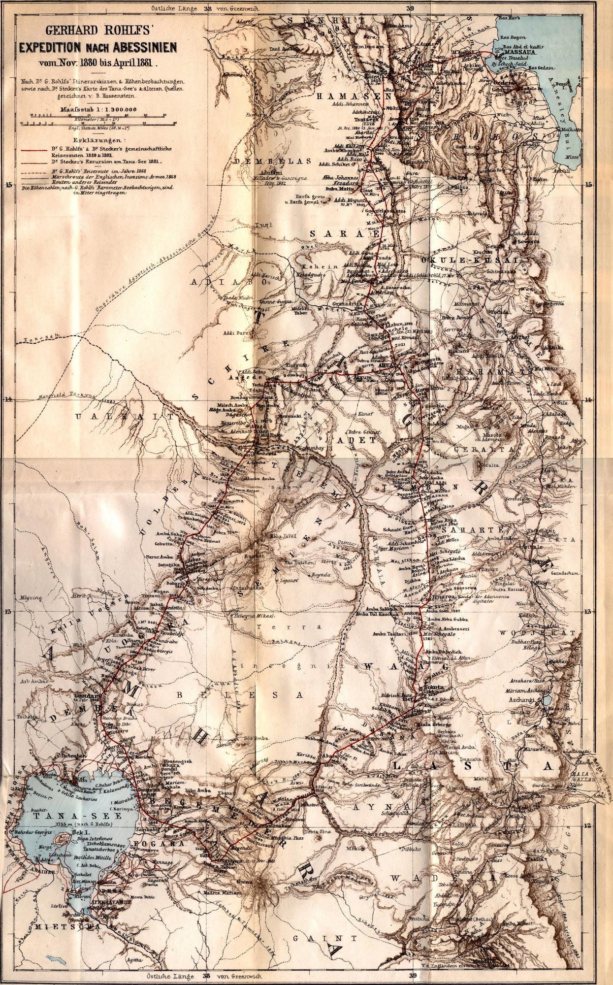 Ebook Project Gutenberg Mission The Nach Abessinien Of Meine 4qj53RLA