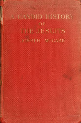 1bd2b0a84d9 The Project Gutenberg eBook of A Candid History of the Jesuits
