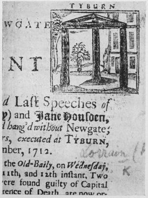 The Project Gutenberg eBook of Tyburn Tree its History and