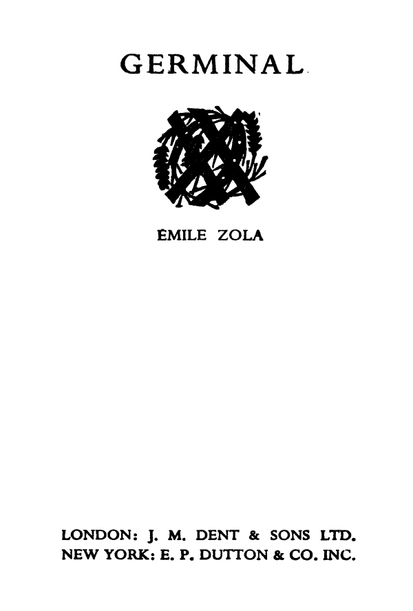 The project gutenberg ebook of germinal by mile zola english character set encoding utf 8 start of this project gutenberg ebook germinal produced by dagny and marc dhooghe at free literature fandeluxe Image collections
