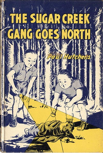 The Project Gutenberg Ebook Of The Sugar Creek Gang Goes North By