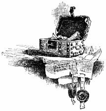 Dort Rechts, Nachdem Er Die Räder Der Schloßmühle Gedreht, Machte Der Fluß  Eine Starke Krümmung; Ein Kleines Medaillon Der Aeste Seitwärts Umschloß  Ein ...