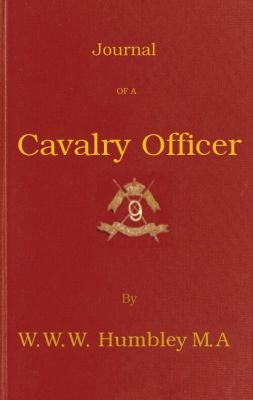 The Project Gutenberg eBook of Journal of a Cavalry Officer 3614165f60c9