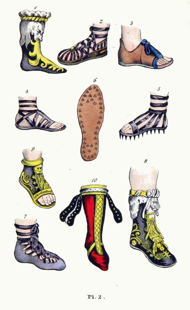 ba3a9dc700de05 The Project Gutenberg eBook of The Boolk of the Feet