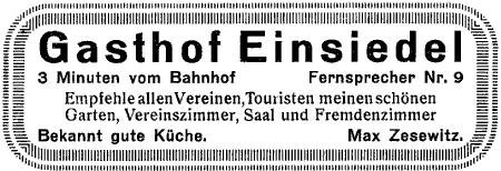 The Project Gutenberg EBook Of Erzgebirgisches Wanderbuch, By Max Wenzel.