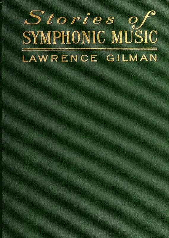 The Project Gutenberg eBook of Stories of Symphonic Music b41c978d0ed