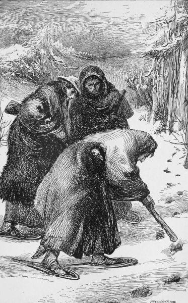 Two leather bears shadow and rob c engulf knob