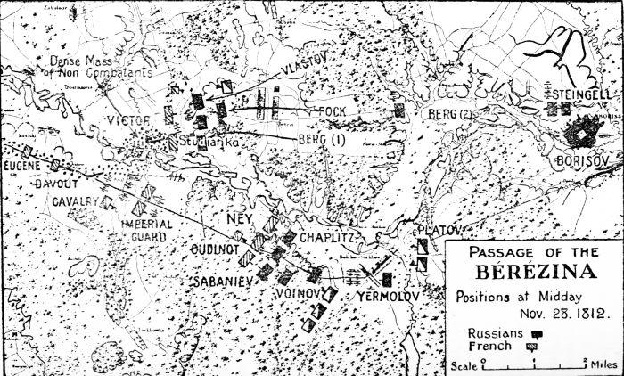foto de The Project Gutenberg eBook of Napoleon's Russian Campaign of 1812 ...