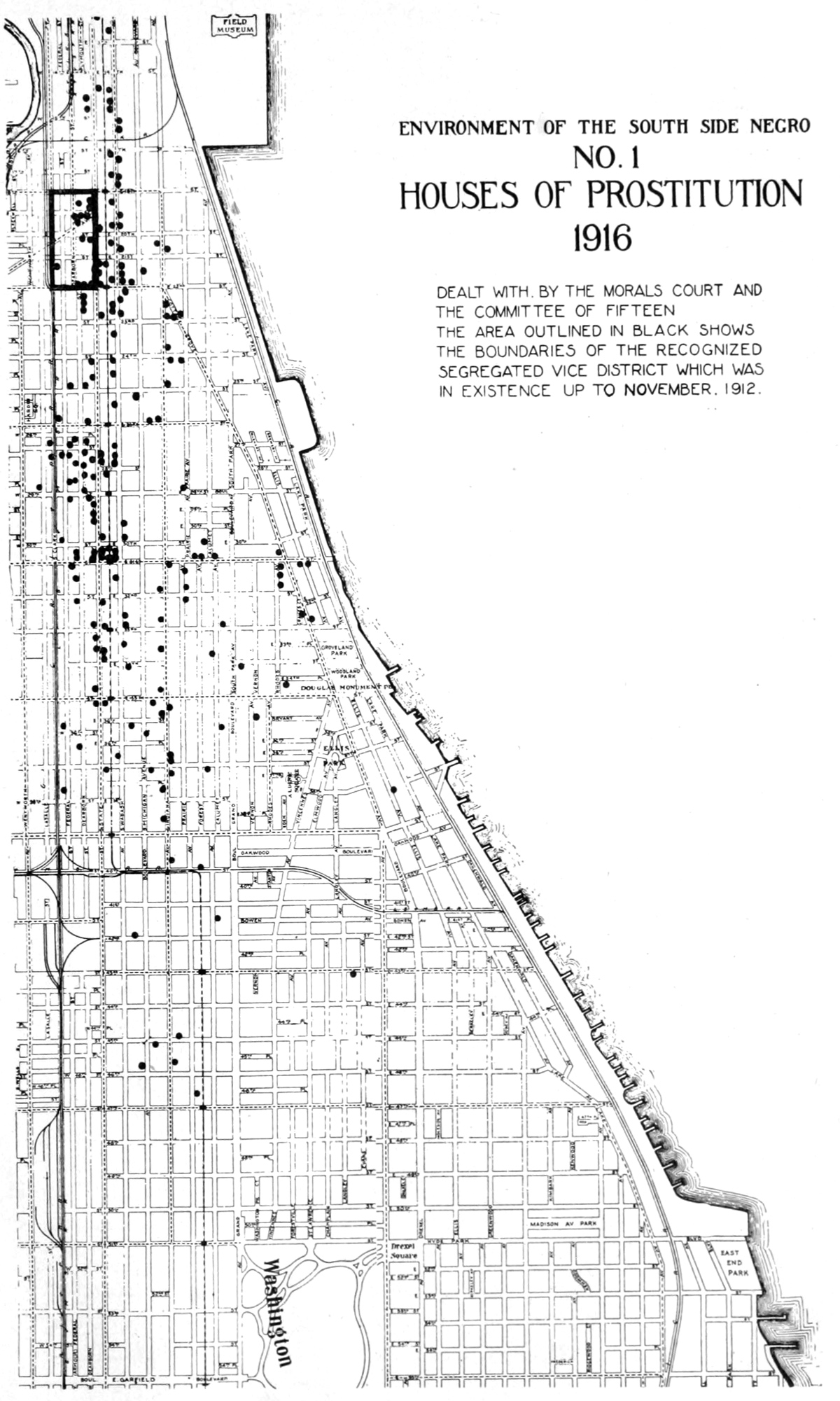 The Project Gutenberg Ebook Of Negro In Chicago By Interior Ford Truck Wiring Diagrams Besides Lionel Switch Track Commission On Race Relations