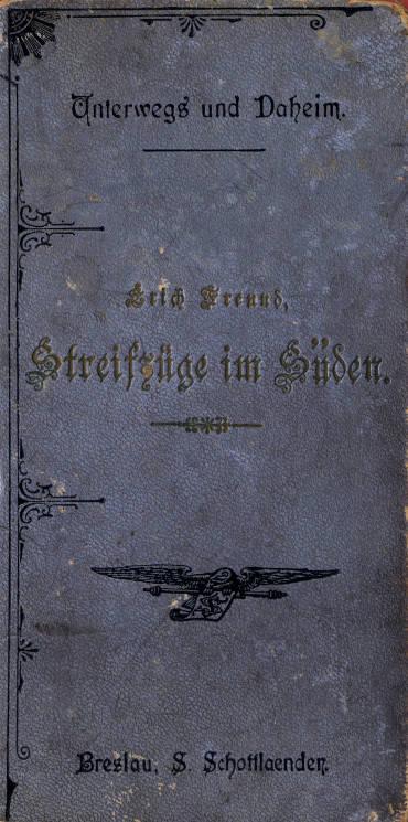 Weitere Anmerkungen Zur Transkription Befinden Sich Am Ende Des Buches.