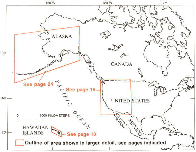 Volcanoes of the United States, by Steven R. Brantley: a ...