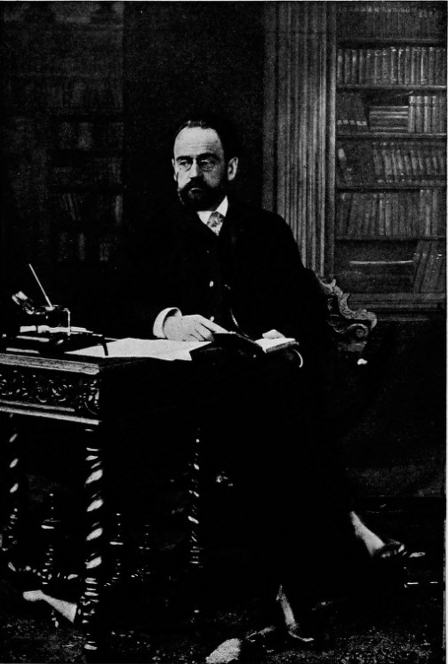 The Project Gutenberg Ebook Of émile Zola Novelist And