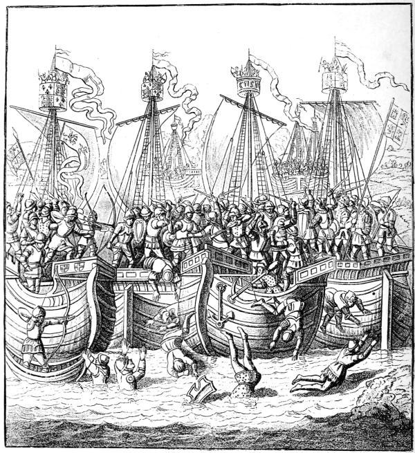 The Project Gutenberg Ebook Of Medival Londonvoli By Sir Walter
