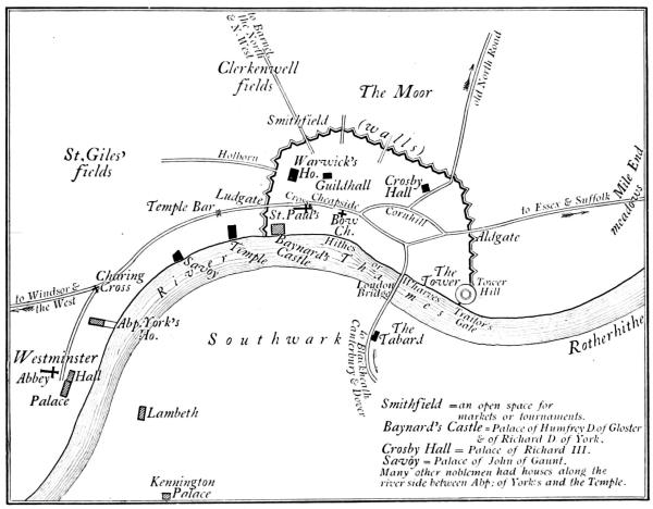 The Project Gutenberg Ebook Of Medival Londonvol I By Sir Walter