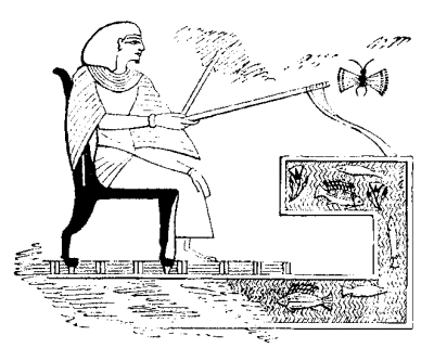 The project gutenberg ebook of fishing from the earliest times by the oldest representation but one of angling c 1400 bc fandeluxe Choice Image