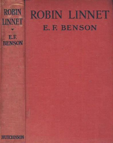 The Project Gutenberg eBook of Robin Linnet by E F Benson