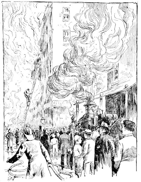 The Project Gutenberg Ebook Of The Third Alarm By James L Ford