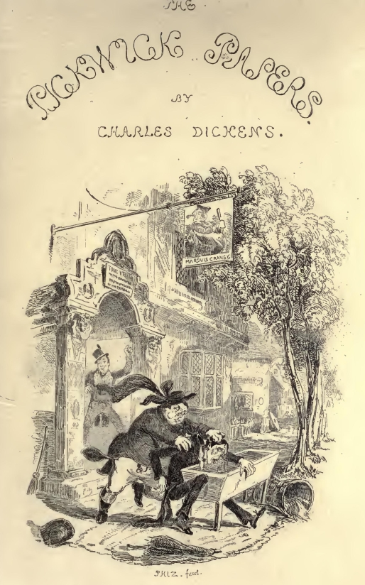 The pickwick papers pdf