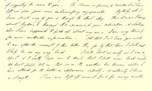illustration letter second page