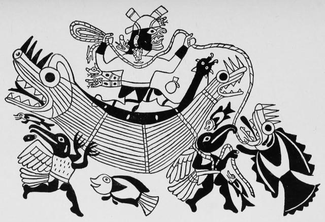 The Project Gutenberg Ebook Of Latin American Mythology By Hartley Burr Alexander