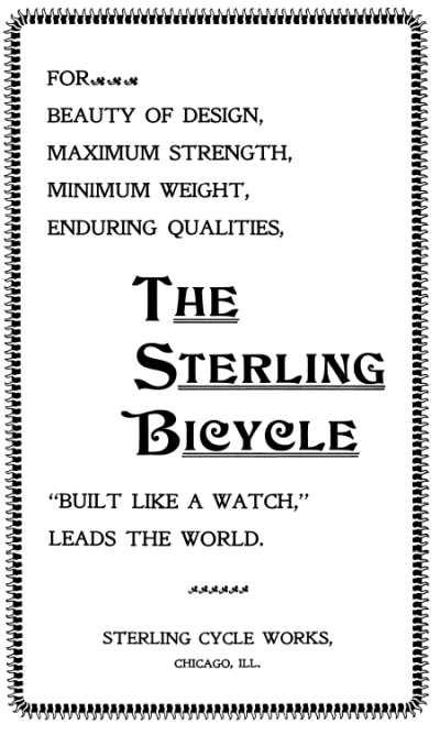 Advertisement.