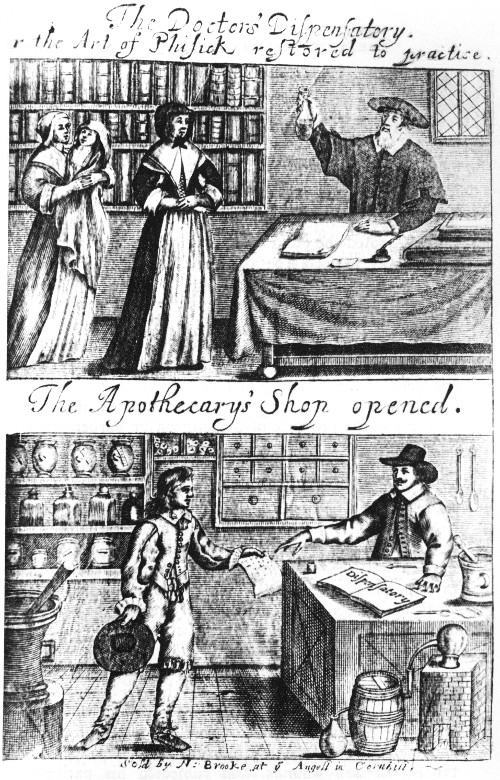what is an apothecary