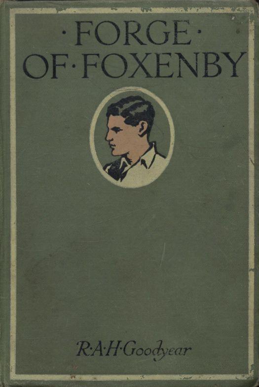 48dd5e4da50e The Project Gutenberg eBook of Forge of Foxenby