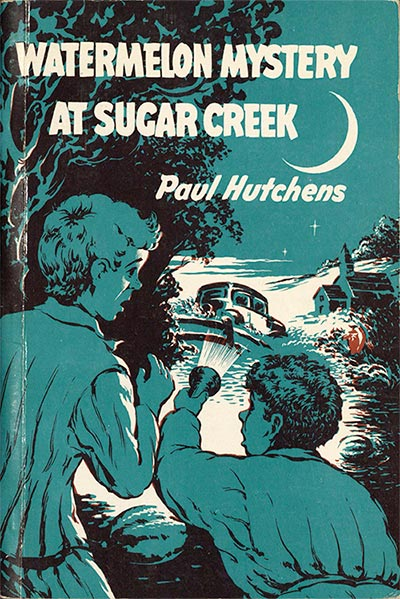 The Project Gutenberg Ebook Of Watermelon Mystery At Sugar Creek By