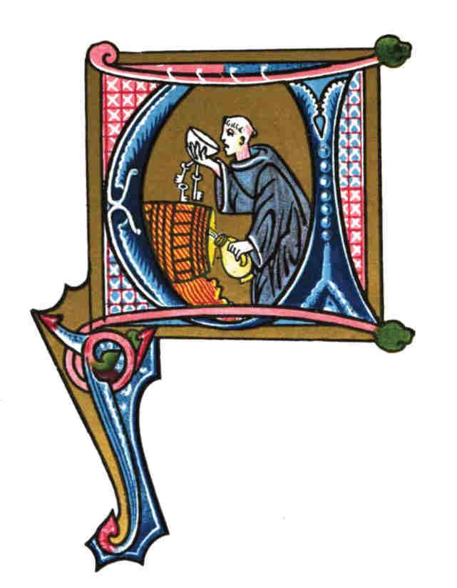 Gutenberg caricatureby Histoire of Project The eBook de la eW29EIYHD