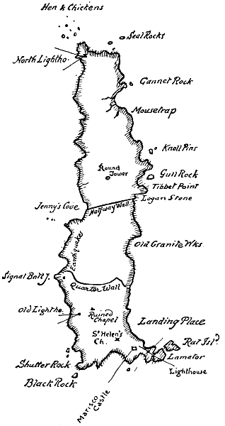 The Project Gutenberg Ebook Of The North Devon Coast By