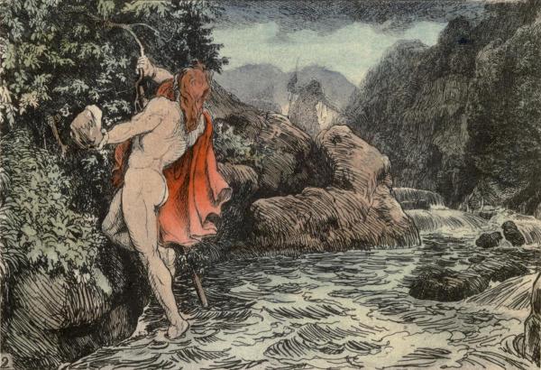 The Project Gutenberg eBook of Teutonic Mythology: Gods and
