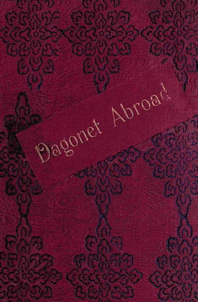 The Project Gutenberg eBook of Dagonet Abroad 37bf87ac2e