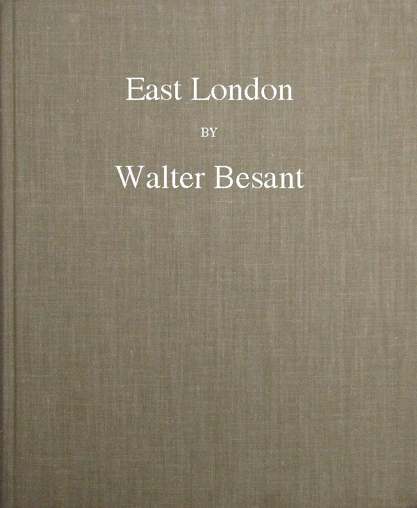 Surprising East London By Walter Besant A Project Gutenberg Ebook Machost Co Dining Chair Design Ideas Machostcouk