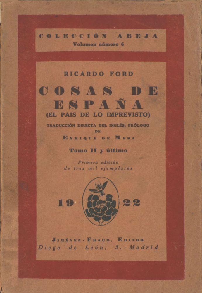 The Project Gutenberg eBook of Cosas de España  vol. 2 c14e530f6c477