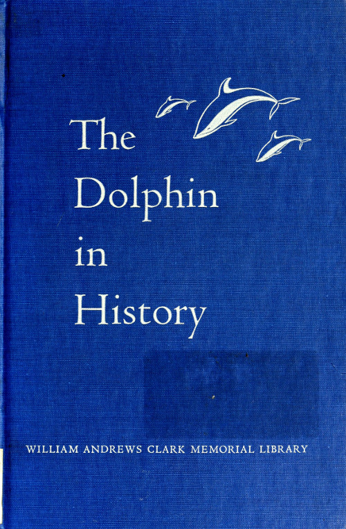 O Dolphin in the Deep: Poetry and Prose