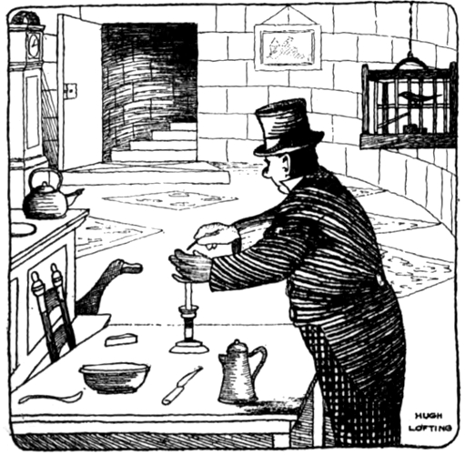 The Project Gutenberg Ebook Of Doctor Dolittles Post Office By