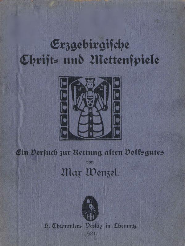 The Project Gutenberg Ebook Of Erzgebirgische Christ Und