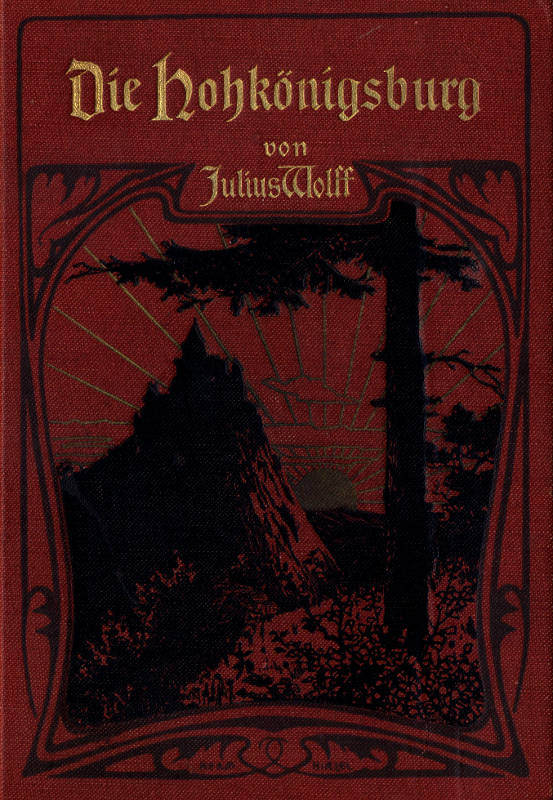 The Project Gutenberg Ebook Of Die Hohkönigsburg By Julius